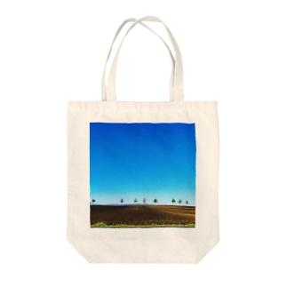 道の駅メルヘンの丘女満別 Tote bags