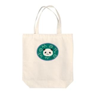 しのぱんマーク Tote bags