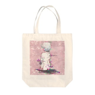 Mirage Age Tote bags