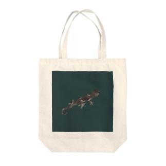 ヤモリのトートバッグ🦎 Tote Bag