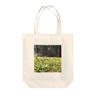 コケ(苔) Tote bags
