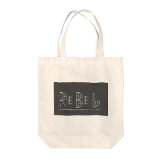 REBEL リベル Tote bags