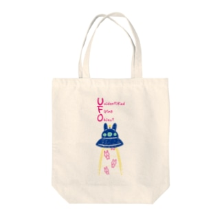 UFO Tote bags