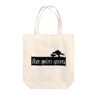 ドゥム Tote bags
