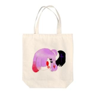 りんたん🍎 Tote bags