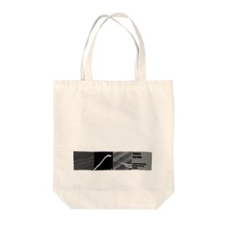 カーボンナノチューブ Tote bags