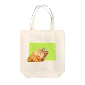 ネコさん1 Tote bags