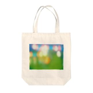 祭りのあと Tote bags