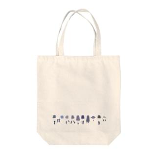 おみ足 Tote bags