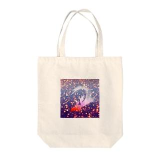 金魚花火-姫 Tote bags
