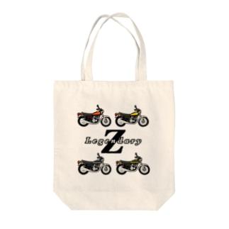 伝説のZ Tote Bag