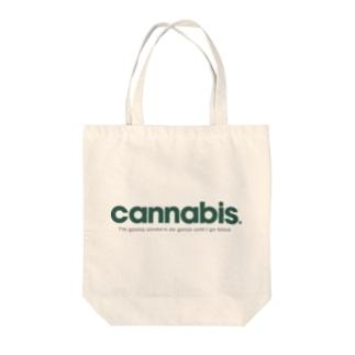 カンナビス Tote Bag