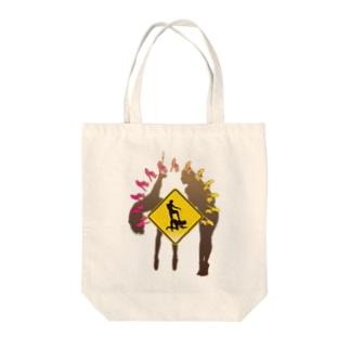 グラフィックデザイナー036のS&M Tote bags