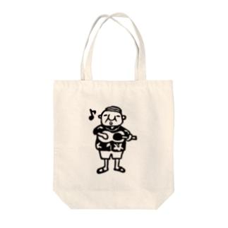 アロハな岩井係長 Tote bags
