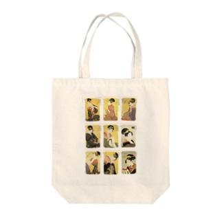 歌麿A Tote bags