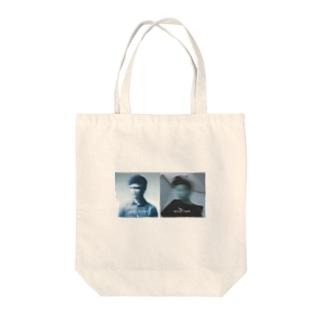MITSU TAKA Tote bags