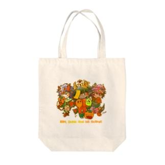 スペシャルハロウィンナイト☆ Tote bags