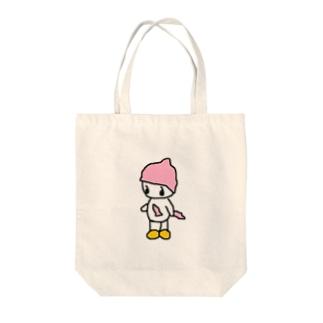 帽子小僧のコンドウくん Tote bags