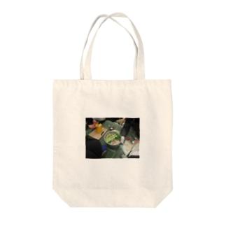 幹事長のもつ鍋 Tote bags