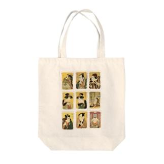 写楽A Tote bags