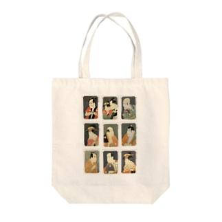安永峰夫の写楽C Tote bags