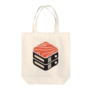 Itamaeロゴ (カラー) Tote bags