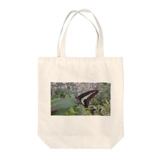 揚羽蝶 Tote bags