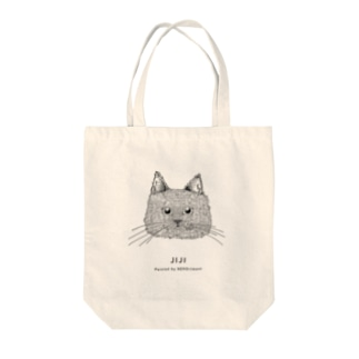 JIJIさん[1CATS] Tote bags
