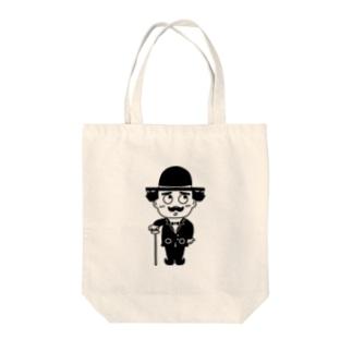 チャーリー Tote bags