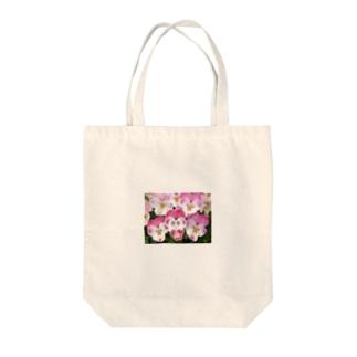 ロゼッタちゃん Tote bags