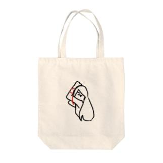 しばる Tote bags