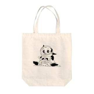 ヤノベケンジ〈ジャンボ・トらやん》 Tote bags