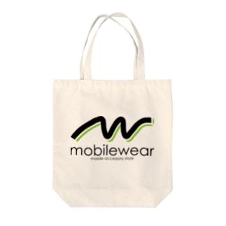 モバイルウェアオリジナル Tote bags