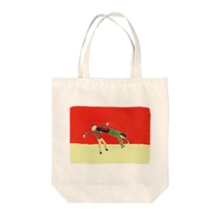 シティライツ・ワンシーン「ドロップキック」 Tote Bag