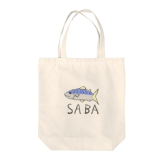 SABA Tote bags