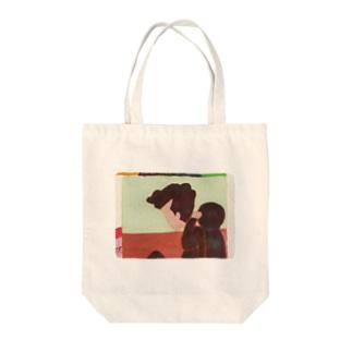 シティライツ・ワンシーン「羽交い締め」 Tote Bag