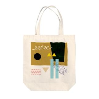 活気グラフィック「節分」 Tote bags