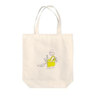 セプテンバー Tote bags