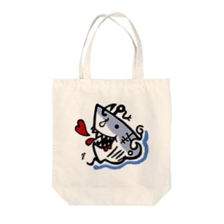 ホオジロー(ガブ) Tote bags