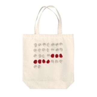 バラ色の日々 Tシャツ Tote bags