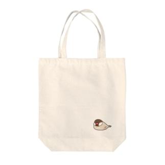 subacoのねぶん(シナモン) Tote bags