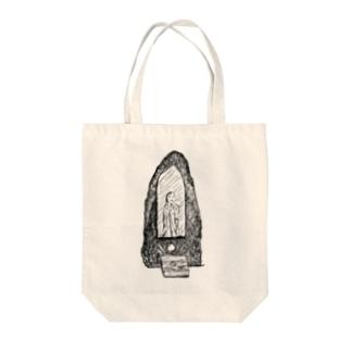 地蔵-200915 Tote bags