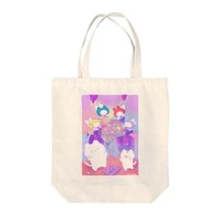 星のこんぺいとう🌠 Tote bags