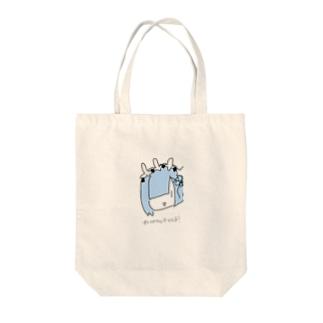 レム(鬼がかってますね) Tote bags
