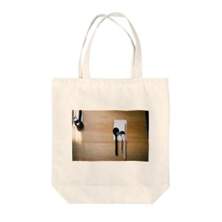 いただきますをしよう Tote bags