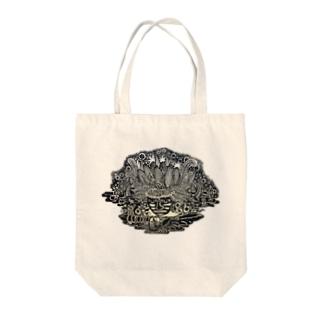 NATURALFASHION Tote bags