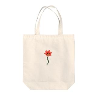 ニワの花 Tote bags