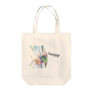 sxy × youpy Tote bags