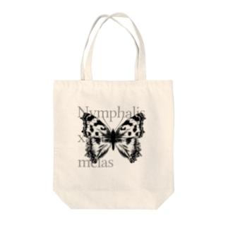 Nymphalis xanthomelas Tote bags