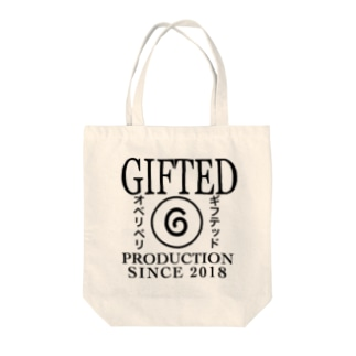GIFTED Tote bags